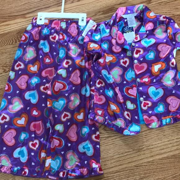 Powerpuff Girls 3-piece Sleepwear Set by Komar Kids Pajamas Pick Size 2T 4T 3T